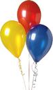 Воздушный шарик с гелием