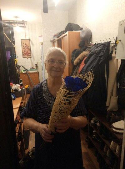 Доставка букета синих роз