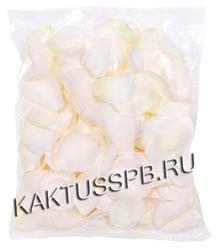 Белые лепестки роз 4 л