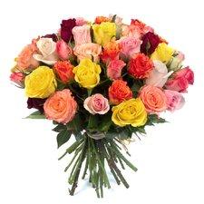 Букет из 51 розы дешево