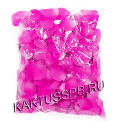 Розовые лепестки роз 4 л