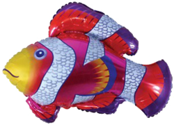"""Фольгированный шарик """"Рыбчик"""""""