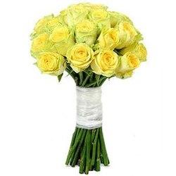 Букет невесты в стиле lemon-fresh №7